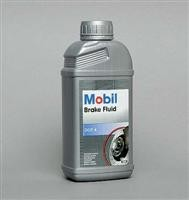 Mobil Brake Fluid DOT4, DOT3